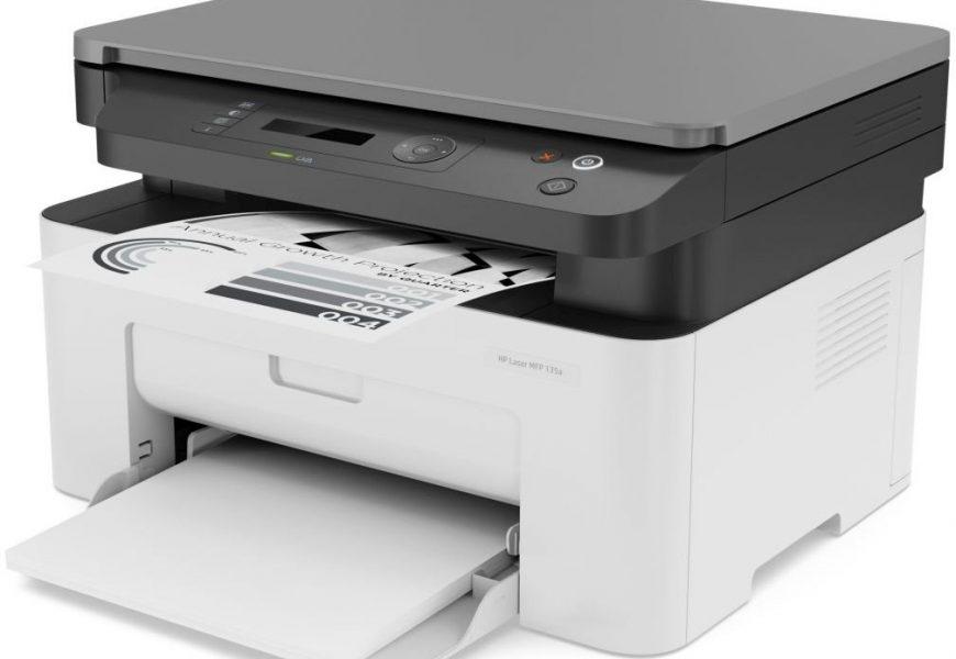 HP Laser 135a 4ZB82A